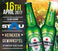 Happy Heineken Easter Sunday